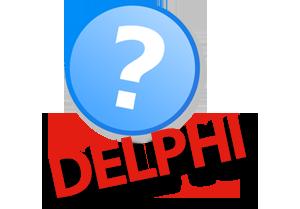Операторам функциям и процедурам delphi